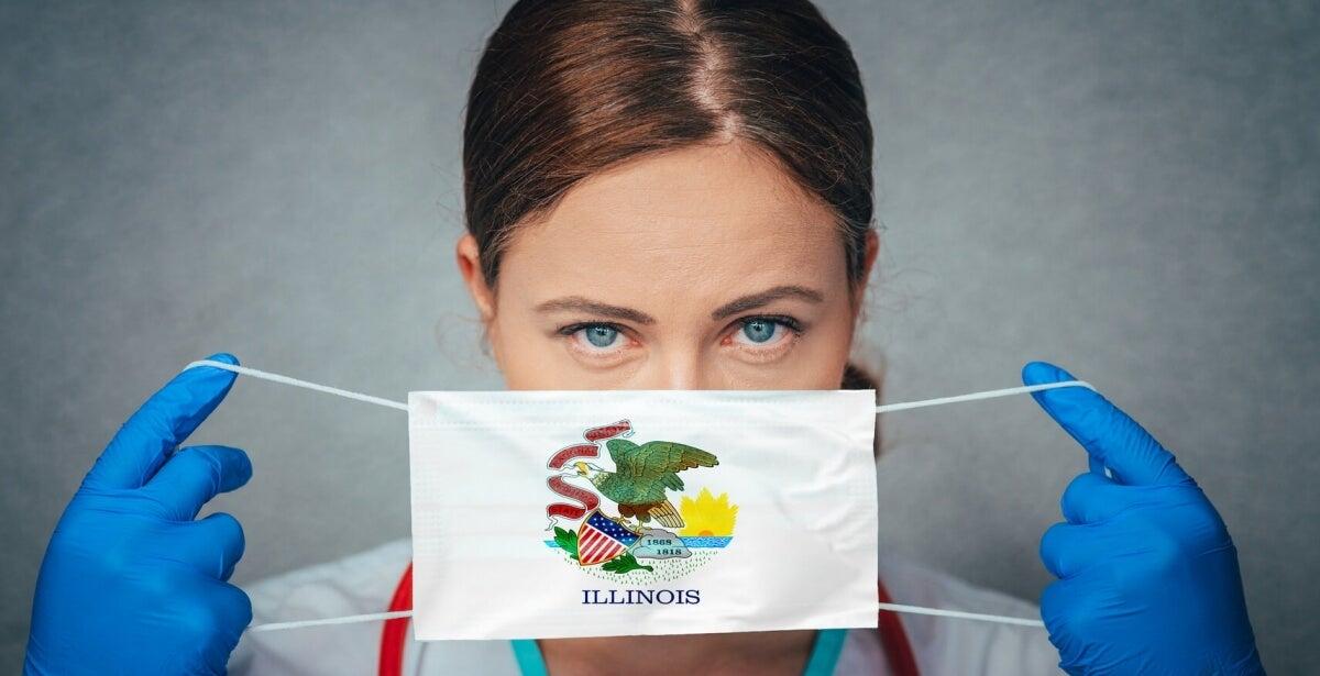 become a nurse in illinois