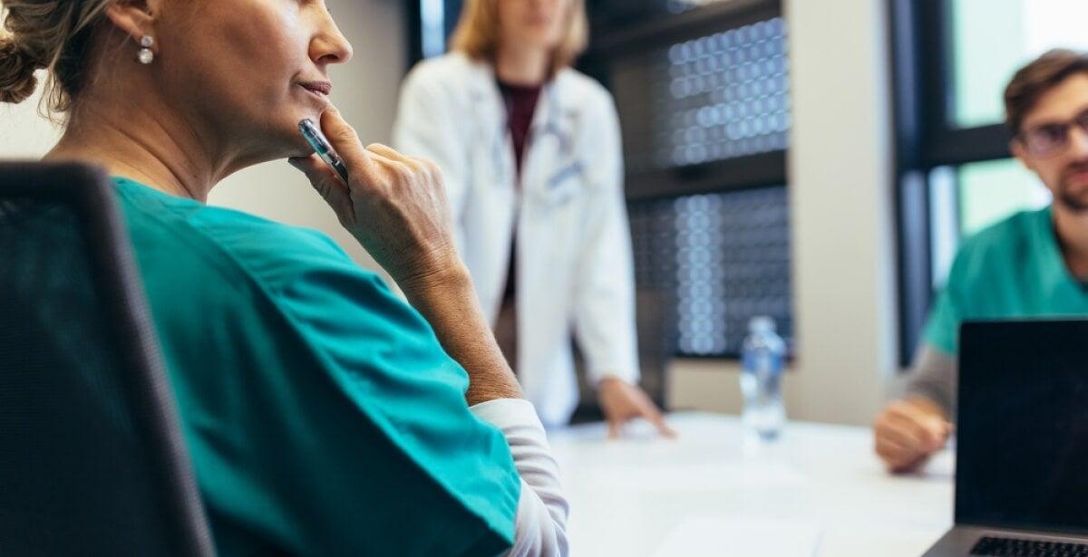 An MENP degree prepares you for leadership roles in nursing